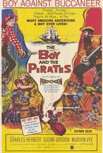 Assistir O Menino e os Piratas Online Grátis Dublado Legendado (Full HD, 720p, 1080p) | Bert I. Gordon | 1960