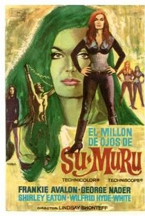Assistir O Milhão de Olhos de Su-Muru Online Grátis Dublado Legendado (Full HD, 720p, 1080p)   Lindsay Shonteff   1967
