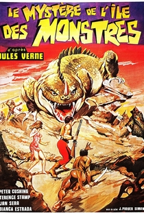Assistir O Mistério da Ilha dos Monstros Online Grátis Dublado Legendado (Full HD, 720p, 1080p) | Juan Piquer Simón | 1981