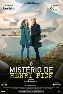 Assistir O Mistério de Henri Pick Online Grátis Dublado Legendado (Full HD, 720p, 1080p) | Rémi Bezançon | 2019