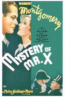 Assistir O Mistério de Mr. X Online Grátis Dublado Legendado (Full HD, 720p, 1080p) | Edgar Selwyn