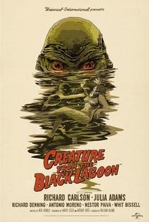 Assistir O Monstro da Lagoa Negra Online Grátis Dublado Legendado (Full HD, 720p, 1080p) | Jack Arnold (I) | 1954