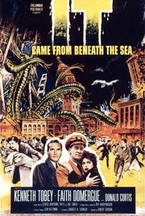 Assistir O Monstro do Mar Revolto Online Grátis Dublado Legendado (Full HD, 720p, 1080p)   Robert Gordon (I)   1955
