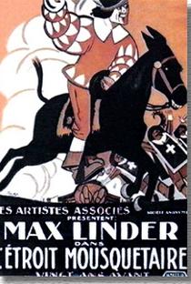 Assistir O Mosqueteiro Online Grátis Dublado Legendado (Full HD, 720p, 1080p)   Max Linder (I)   1922