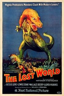 Assistir O Mundo Perdido Online Grátis Dublado Legendado (Full HD, 720p, 1080p) | Harry O. Hoyt | 1925