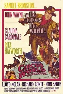 Assistir O Mundo do Circo Online Grátis Dublado Legendado (Full HD, 720p, 1080p) | Henry Hathaway | 1964