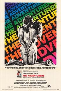 Assistir O Mundo dos Aventureiros Online Grátis Dublado Legendado (Full HD, 720p, 1080p) | Lewis Gilbert (II) | 1970