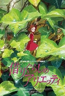 Assistir O Mundo dos Pequeninos Online Grátis Dublado Legendado (Full HD, 720p, 1080p) | Hiromasa Yonebayashi | 2010