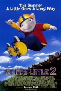 Assistir O Pequeno Stuart Little 2 Online Grátis Dublado Legendado (Full HD, 720p, 1080p)   Rob Minkoff   2002