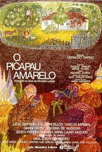 Assistir O Picapau Amarelo Online Grátis Dublado Legendado (Full HD, 720p, 1080p) | Geraldo Sarno | 1973