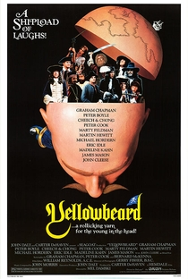 Assistir O Pirata da Barba Amarela Online Grátis Dublado Legendado (Full HD, 720p, 1080p) | Mel Damski | 1983