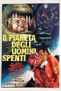Assistir O Planeta dos Desaparecidos Online Grátis Dublado Legendado (Full HD, 720p, 1080p) | Antonio Margheriti | 1961