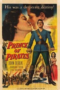 Assistir O Príncipe Pirata Online Grátis Dublado Legendado (Full HD, 720p, 1080p)   Sidney Salkow   1953