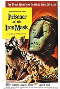 Assistir O Prisioneiro da Máscara de Ferro Online Grátis Dublado Legendado (Full HD, 720p, 1080p)   Francesco De Feo   1961