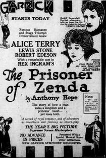 Assistir O Prisioneiro de Zenda Online Grátis Dublado Legendado (Full HD, 720p, 1080p)   Rex Ingram (II)   1922