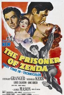 Assistir O Prisioneiro de Zenda Online Grátis Dublado Legendado (Full HD, 720p, 1080p) | Richard Thorpe (I) | 1952