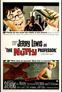 Assistir O Professor Aloprado Online Grátis Dublado Legendado (Full HD, 720p, 1080p)   Jerry Lewis (I)   1963