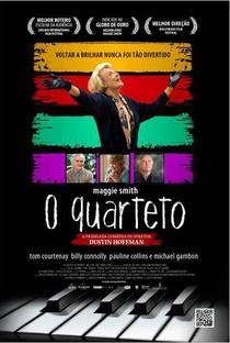 Assistir O Quarteto Online Grátis Dublado Legendado (Full HD, 720p, 1080p) | Dustin Hoffman | 2012