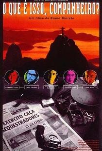 Assistir O Que é Isso, Companheiro? Online Grátis Dublado Legendado (Full HD, 720p, 1080p)   Bruno Barreto   1997