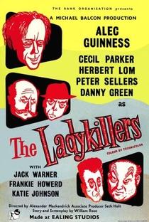 Assistir O Quinteto da Morte Online Grátis Dublado Legendado (Full HD, 720p, 1080p) | Alexander Mackendrick | 1955