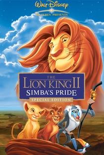 Assistir O Rei Leão 2: O Reino de Simba Online Grátis Dublado Legendado (Full HD, 720p, 1080p)   Darrell Rooney