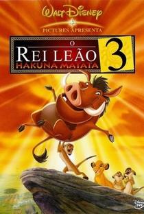 Assistir O Rei Leão 3: Hakuna Matata Online Grátis Dublado Legendado (Full HD, 720p, 1080p)   Bradley Raymond   2004