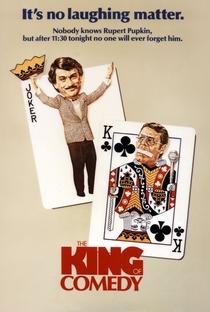 Assistir O Rei da Comédia Online Grátis Dublado Legendado (Full HD, 720p, 1080p) | Martin Scorsese | 1982