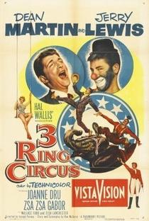 Assistir O Rei do Circo Online Grátis Dublado Legendado (Full HD, 720p, 1080p)   Joseph Pevney   1954