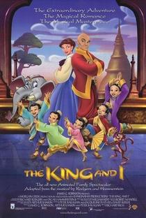 Assistir O Rei e Eu Online Grátis Dublado Legendado (Full HD, 720p, 1080p) | Richard Rich (I) | 1999