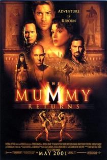 Assistir O Retorno da Múmia Online Grátis Dublado Legendado (Full HD, 720p, 1080p)   Stephen Sommers   2001