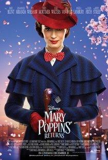 Assistir O Retorno de Mary Poppins Online Grátis Dublado Legendado (Full HD, 720p, 1080p) | Rob Marshall | 2018