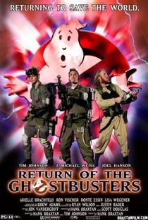 Assistir O Retorno dos Caça-Fantasmas Online Grátis Dublado Legendado (Full HD, 720p, 1080p)   Hank Braxtan   2007