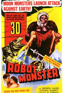 Assistir O Robô Alienígena Online Grátis Dublado Legendado (Full HD, 720p, 1080p) | Phil Tucker | 1953