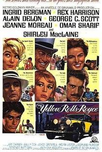 Assistir O Rolls-Royce Amarelo Online Grátis Dublado Legendado (Full HD, 720p, 1080p) | Anthony Asquith | 1964