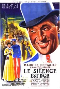 Assistir O Silêncio é de Ouro Online Grátis Dublado Legendado (Full HD, 720p, 1080p) | René Clair | 1947