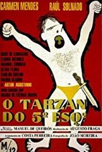 Assistir O Tarzan do 5o Esquerdo Online Grátis Dublado Legendado (Full HD, 720p, 1080p)   Augusto Fraga (I)   1958