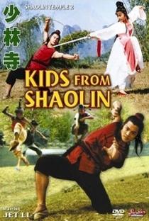 Assistir O Templo de Shaolin 2: As Crianças de Shaolin Online Grátis Dublado Legendado (Full HD, 720p, 1080p) | Hsin-Yen Chang | 1984