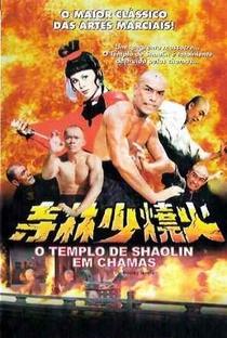 Assistir O Templo de Shaolin em Chamas Online Grátis Dublado Legendado (Full HD, 720p, 1080p) | Joseph Kuo | 1976