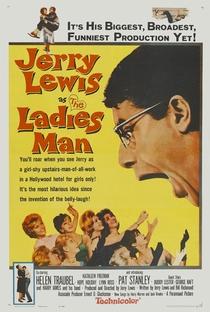 Assistir O Terror das Mulheres Online Grátis Dublado Legendado (Full HD, 720p, 1080p) | Jerry Lewis (I) | 1961