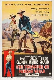 Assistir O Tesouro de Pancho Villa Online Grátis Dublado Legendado (Full HD, 720p, 1080p)   George Sherman (I)   1955
