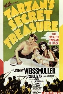 Assistir O Tesouro de Tarzan Online Grátis Dublado Legendado (Full HD, 720p, 1080p)   Richard Thorpe (I)   1941