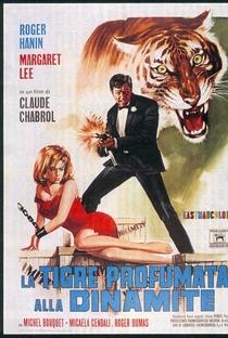 Assistir O Tigre se perfuma com dinamite Online Grátis Dublado Legendado (Full HD, 720p, 1080p) | Claude Chabrol | 1965