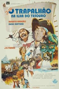 Assistir O Trapalhão na Ilha do Tesouro Online Grátis Dublado Legendado (Full HD, 720p, 1080p) | J.B. Tanko | 1975