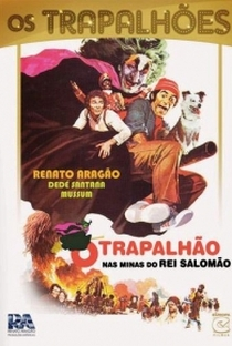 Assistir O Trapalhão nas Minas do Rei Salomão Online Grátis Dublado Legendado (Full HD, 720p, 1080p) | J.B. Tanko | 1977