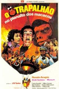 Assistir O Trapalhão no Planalto dos Macacos Online Grátis Dublado Legendado (Full HD, 720p, 1080p)   J.B. Tanko   1976
