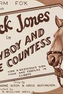 Assistir O Vaqueiro e a Condessa Online Grátis Dublado Legendado (Full HD, 720p, 1080p)   Roy William Neill   1926