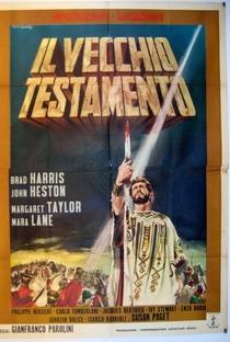 Assistir O Velho Testamento Online Grátis Dublado Legendado (Full HD, 720p, 1080p) | Gianfranco Parolini | 1962