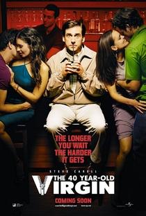 Assistir O Virgem de 40 Anos Online Grátis Dublado Legendado (Full HD, 720p, 1080p)   Judd Apatow   2005