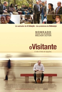 Assistir O Visitante Online Grátis Dublado Legendado (Full HD, 720p, 1080p) | Tom McCarthy (XXII) | 2007