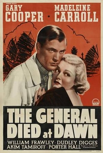Assistir O general morreu ao amanhecer Online Grátis Dublado Legendado (Full HD, 720p, 1080p) | Lewis Milestone | 1936